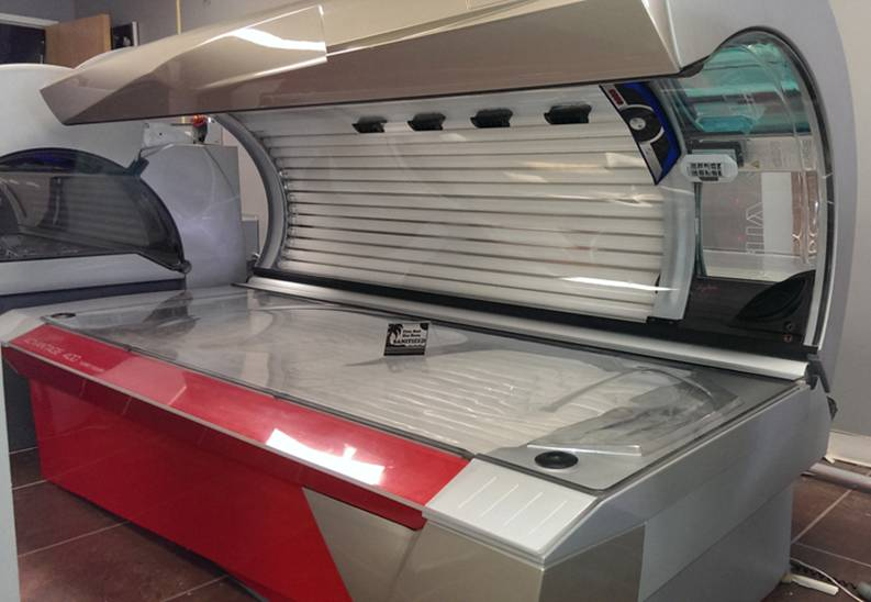 california tanning bed repair